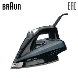 Fer BRAUN TS745A vapeur pour fers à repasser Ménage à vapeur pour Vêtements Autonettoyant Jet de Vapeur TS 745 Un electriciron
