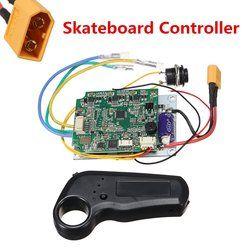 Mini Remote Controller Motor Tunggal Listrik Longboard Skateboard Controller ESC Pengganti Electric Skateboard Longboard