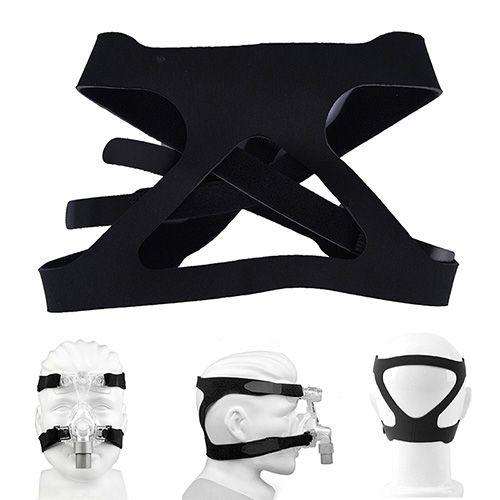 Comfort Gel Maske Ersatzteil CPAP Kopf band für Universal Kopfbedeckungen Respironics Resmed Resmart ohne maske