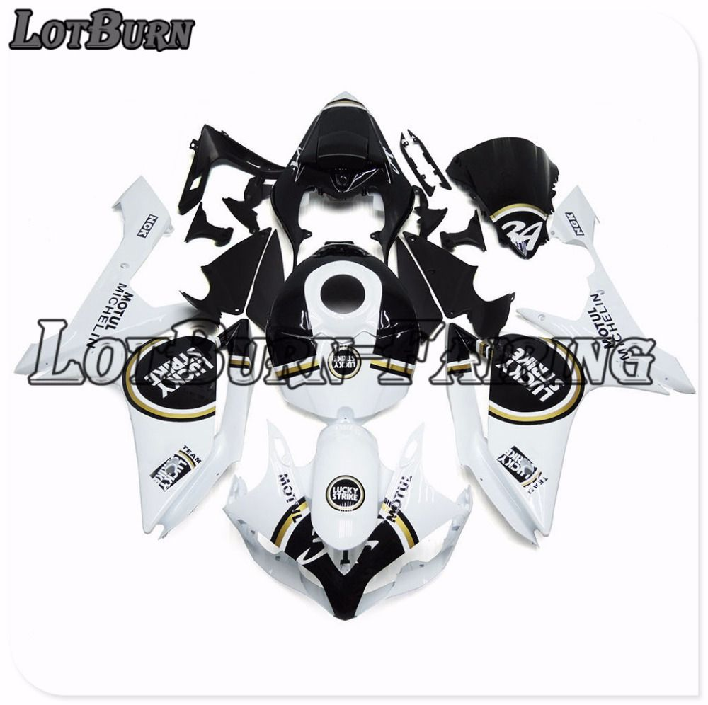High Quality ABS Plastic Fit For Yamaha YZF R1 YZF 1000 YZF-R1000 YZF1000 2007 2008 07 08 Moto Custom Made Motorcycle Fairing