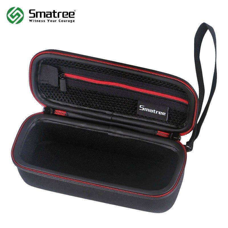 Smatree Protective Storage Hard Box Carrying Case for Anker SoundCore and SoundCore 2 Bluetooth Speaker(Speaker is not included)