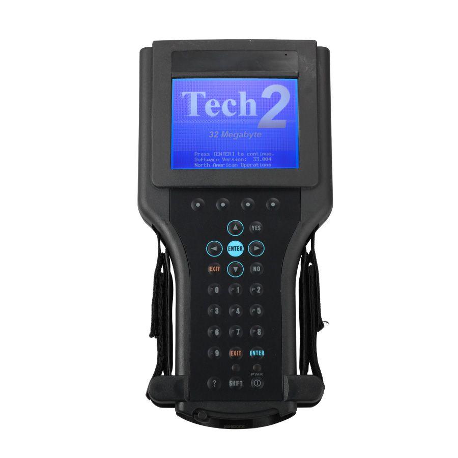Tech2 Diagnostic Scanner Tis2000 Programming for Gm Saab Opel Suzuki Isuzu Holden 32MB Software Card