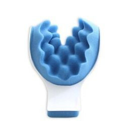 New Useful Travel Neck Pillow Theraputic Support Tension Reliever Neck And Shoulder Relaxer