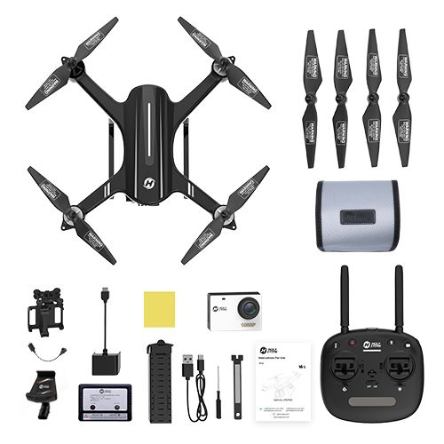 USA EU Lager Heiligen Stein HS700 GPS Drone 1080 P Kamera 1000 meter Flug Bürstenlosen Motor 5G Gehen Pro WIFI FPV GPS Selfie Quadcopter