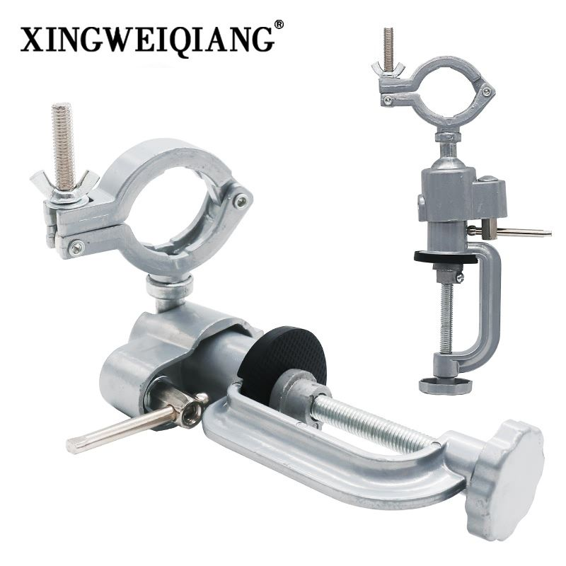 XINGWEIANG Grinder Accessory Electric Drill Stand Holder Electric Drill Rack Multifunctional Bracket <font><b>used</b></font> for Dremel