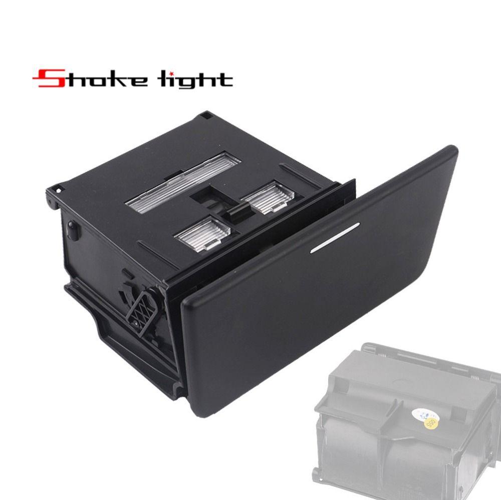 New For VW Tiguan 2008-2015 Golf Plus 2009-2014 Black OE Ashtray Console Storage Box Insert LHD 2009-2014 5ND857961 5M1857309B