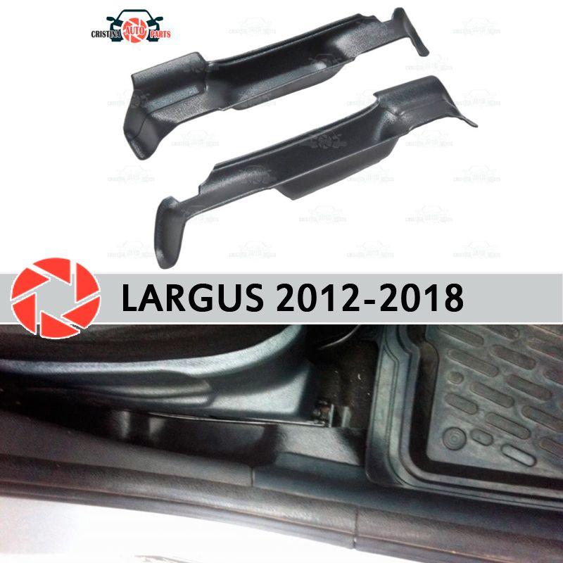 Tasche box sitze lagerung für Lada Largus 2012-2018 box zubehör dekoration auto styling tasche zwischen die sitze