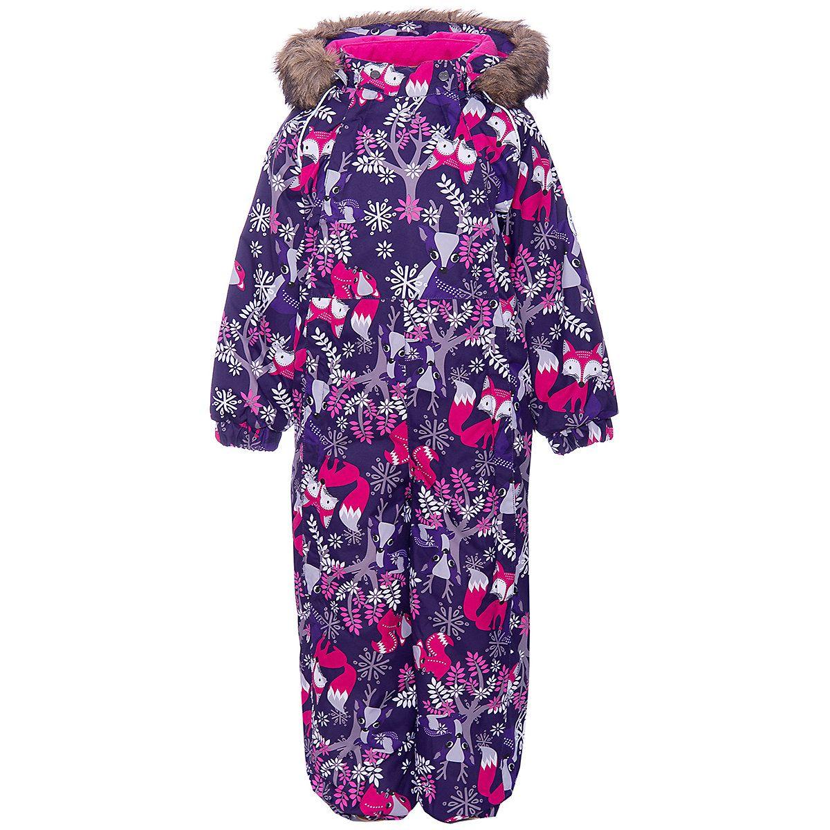 Overalls HUPPA für mädchen 8959202 Baby Strampler Overall Kinder kleidung Kinder