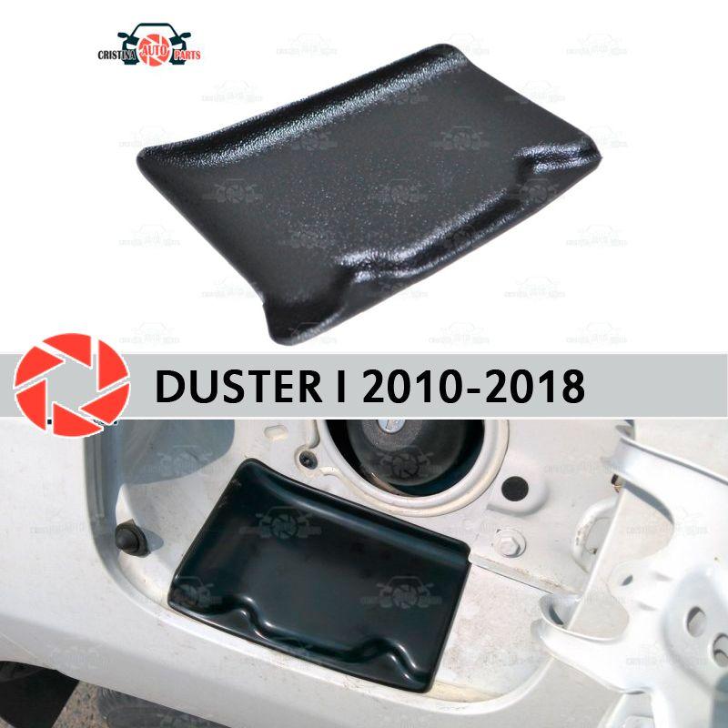 Abdeckung in die öffnung hatch kraftstoff für Renault Duster 2010-2018 trim zubehör schutz auto styling dekoration füllstoff neck