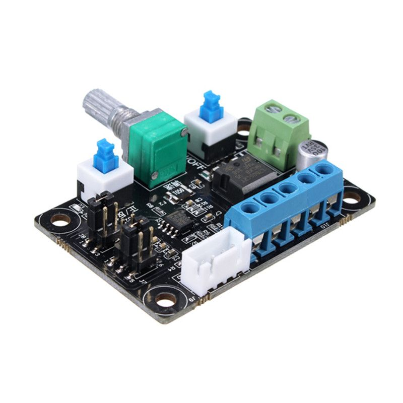 1pc Stepper Motor Driving Controller Consists Of 3 Kinds Of Frequency Signal With Frequency Measurement