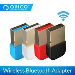 ORICO Wireless Bluetooth 4,0 Adapter USB Dongle Sender Empfänger für PC Windows Vista Kompatibel Bluetooth 2,1/2,0/3,0
