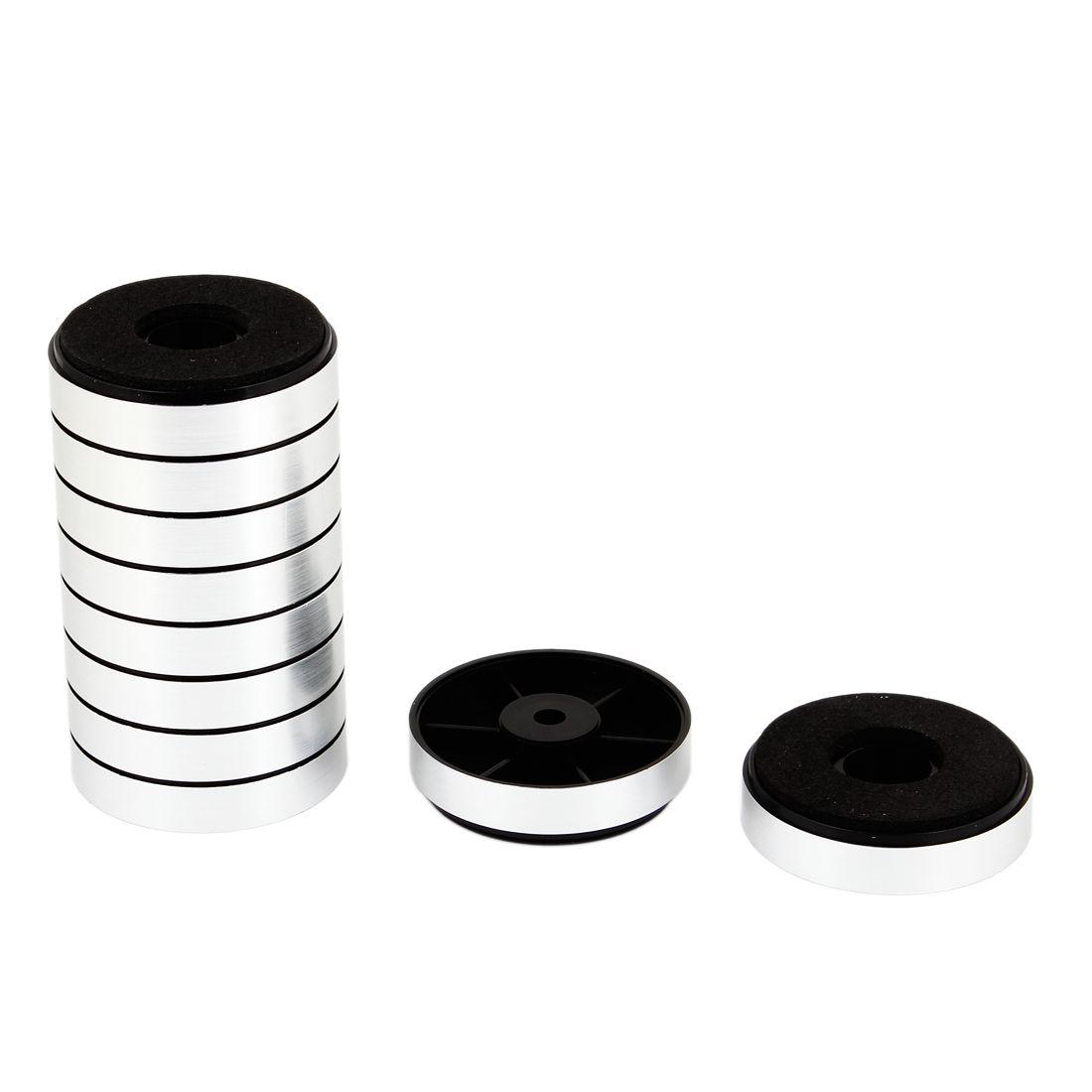 40Mm Dia Anti Vibration Foam Cd Player Speaker Feet Pad Stand 10Pcs feet | pad | stand
