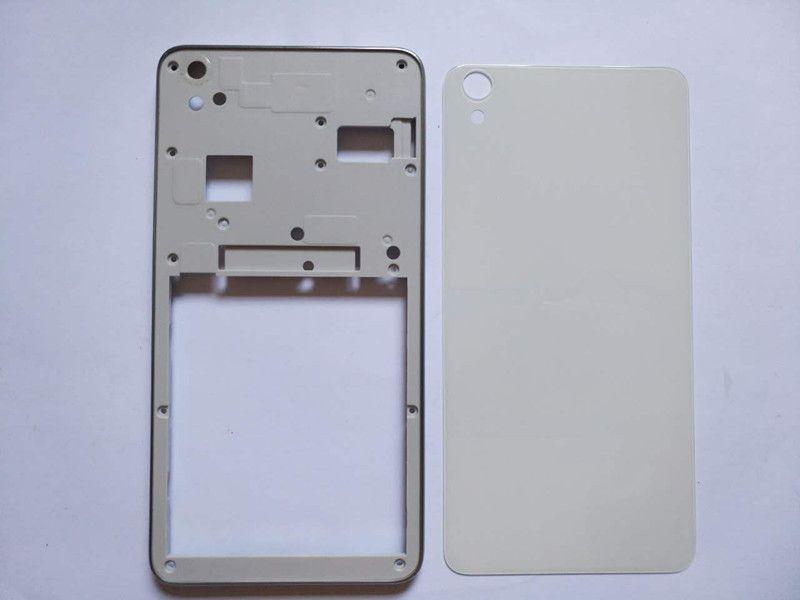 New Middle Frame Glass Battery Back Cover For Lenovo S850 S850T Housing Case