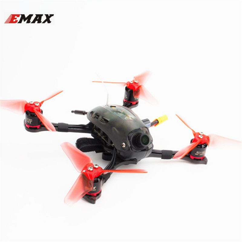 Emax Babyhawk R 3 Inch 136mm F3 Magnum 5.8G FPV Racing Drone w/ 40CH 25/200mW VTX PNP BNF compatible with Frsky D8 Multicopter