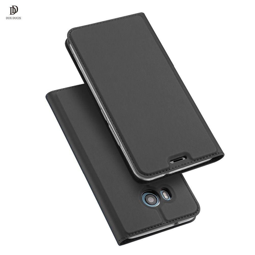 DUX DUCIS Leather Flip Case for HTC U11 PLUS Wallet Capas Book Cover case for HTC U11 U11 LIFE Case