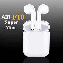 Dernières mini Sans Fil Bluetooth casque Écouteurs Double oreille Écouteurs Air gousses Casques pour Android apple IphoneX/8/7 s/7/6
