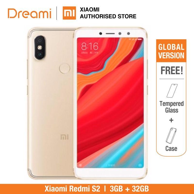 Mondial Version Xiaomi Redmi S2 32 GB ROM 3 GB ROM (flambant neuf et Scellé)