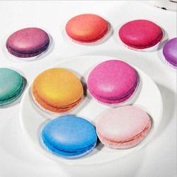 Kawaii bonbons couleur Macaron blocs-Notes Coloré sticky notes post-it papeterie coréen scolaires de bureau papelaria
