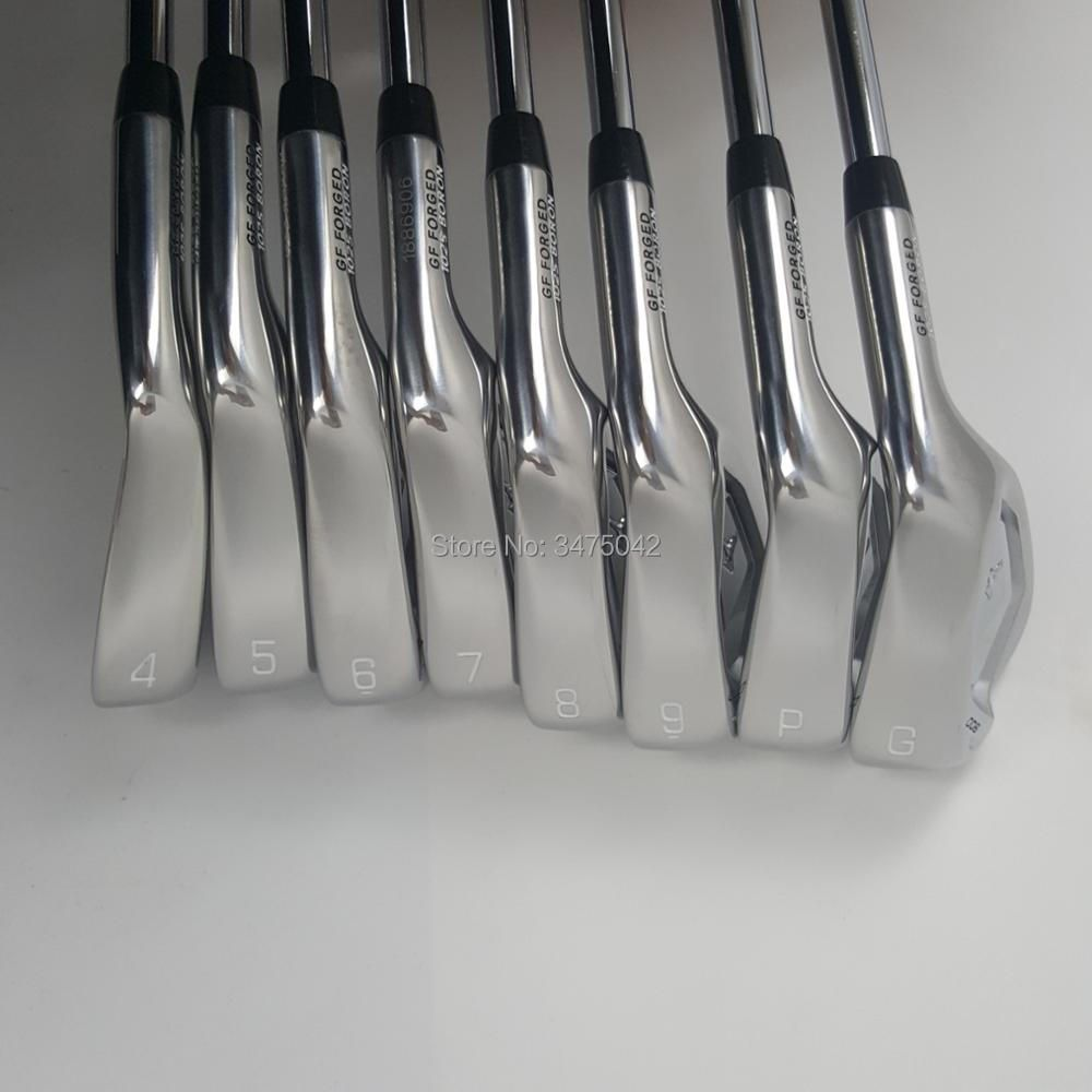 Golf Clubs Touredge JPX 900 Golf Irons Set Golf Forged Irons Golf Clubs 4-9PG Regular and Stiff Flex Free Shipping