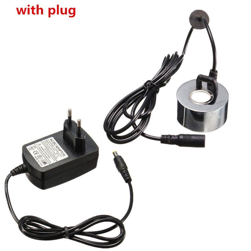 45mm Humidificateur À Ultrasons Mist Maker Avec L'UE Plug/Aucun Plug Brumisateur Fontaine D'eau Étang Atomiseur Tête Humidificateur D'air