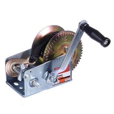 ERMAK winde strap getriebe breite TRT1101S 1350 kg 10 mt hand hebel maschine werkzeuge auto teile auto abschleppen schlepptau rop werkzeuge rabatt 737-023