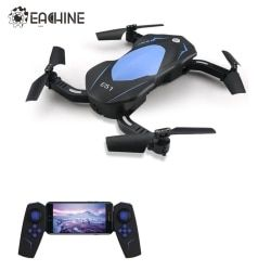 In Stock Eachine E51 WiFi FPV 720P HD Camera Selfie Drone Altitude Hold Foldable Arm RC Quadcopter Drone BNF RTF VS JJRC H37 E50