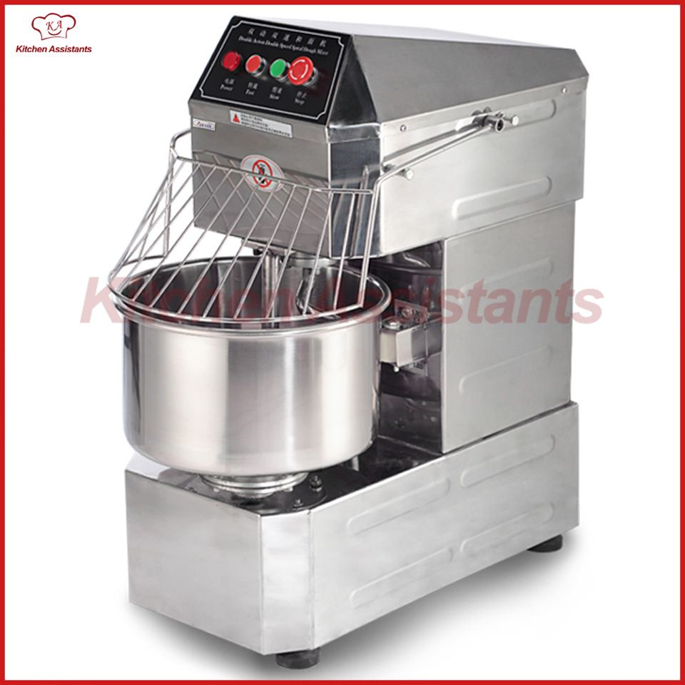 ZB-B20 20L Professional Electric Spiral Dough Mixer with 2 speeds