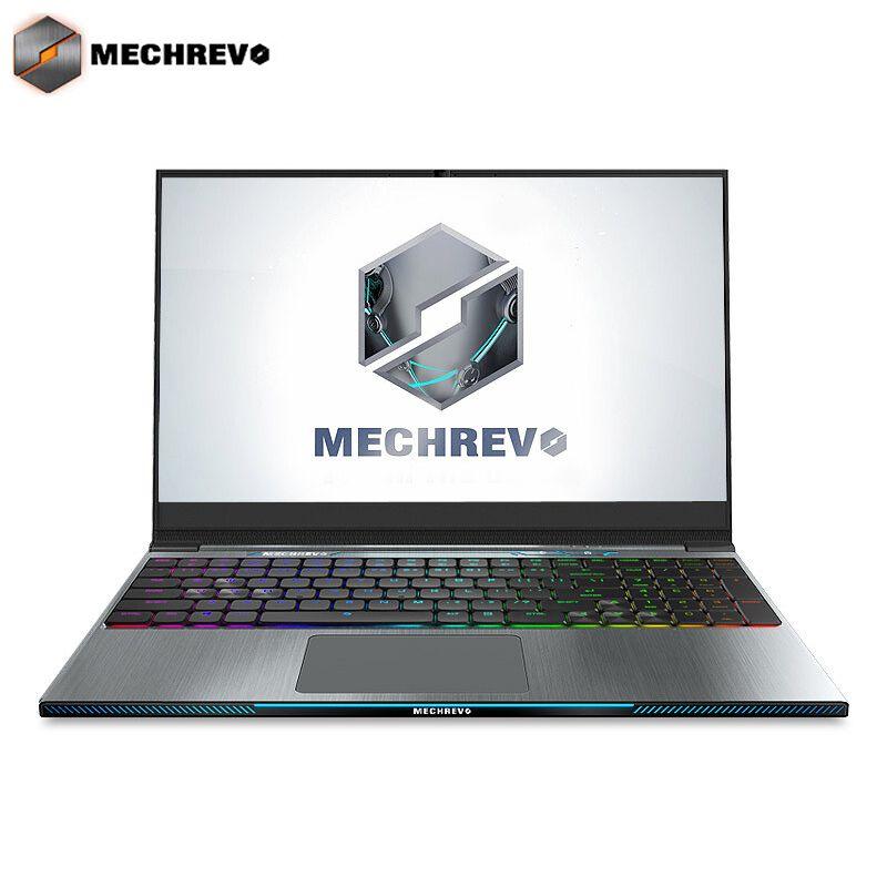 MECHREVO Z2 72% IPS GTX1060 6G 15,6 zoll schmalen rand spiel notebook i7-8750H 8G 128 GPCIE + 1 T mechanische tastatur