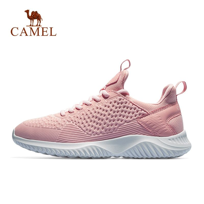 CAMEL New Men & Women Ultralight Breathable Running Shoes Outdoor Jogging Walking Shoes High Quality Comfortable Sports Sneakers