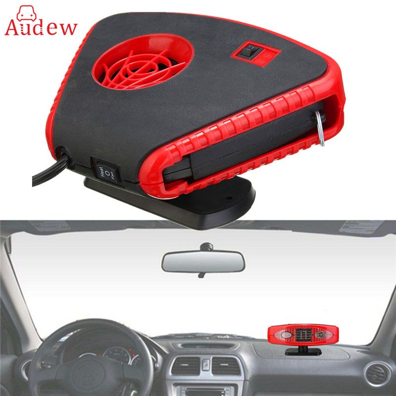 200W Auto Car Instant Heater Defroster Heating Cooling Fan Windscreen Window Demister DEFROSTER Driving Defroster Demister