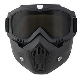 harley MASK for five color and for Adult clear visor motocross goggles five different kinds of MASK