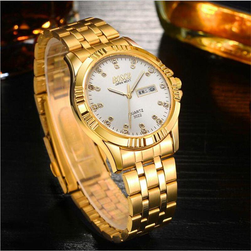 Watch Fashion Quartz Men Watches Top Luxury Brand Famous Male Clock Wrist Watch For Men