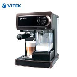 Coffee Maker Vitek VT-1517 Kapuchinator appliances for kitchen maker espresso cappuccino electric horn Capuchinator