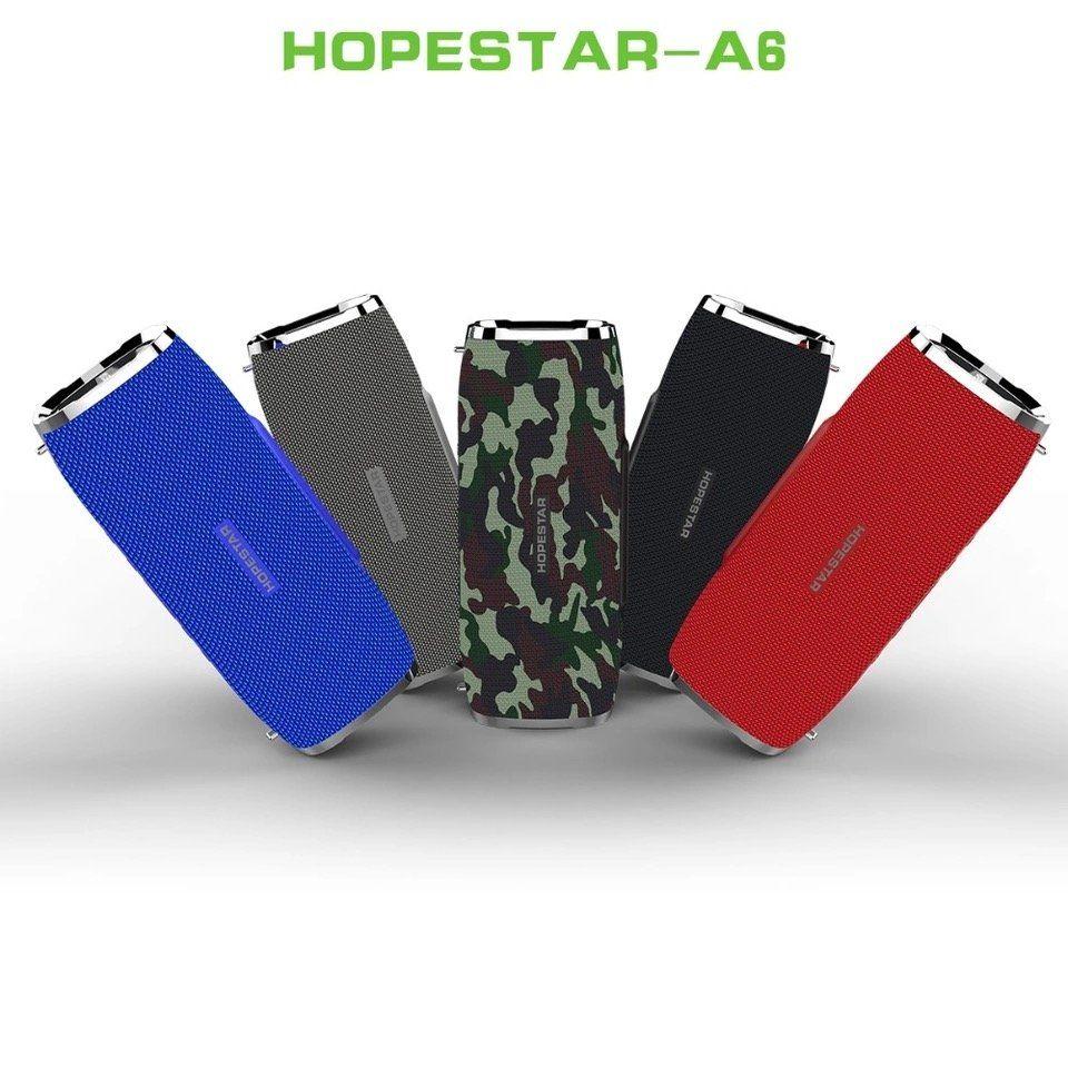 HOPESTAR A6 Bluetooth lautsprecher 35 W Spalte für bass subwoofer Tragbare drahtlose lautsprecher stereo wasserdicht