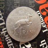 【麟雅堂】南非1977年1-Rand鎳幣