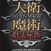 [賞書房] 絕版書《大衛魔術戲法秘典》 (圖解版) 大衛卡西斯 原著