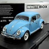 【M. A. S. H】[現貨特價] Whitebox 1/24 VW Käfer 1200 1961 密合度佳