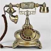 壹加壹電話  特價促銷旋轉仿古電話機/轉盤老式電話機/歐式電話機/創意電話機  轉盤老式電話機/歐式電話機/創意電話機