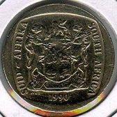 South Africa南非1990年2 Rand