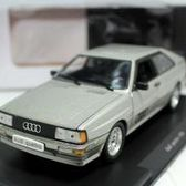 【M. A. S. H】[現貨特價] WhiteBox 1/24 Audi Quattro 1986 silver (密合度極佳)