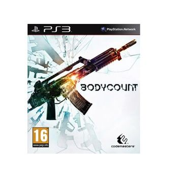 BODYCOUNT – PS3 Game