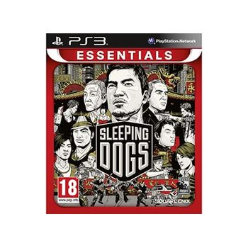 Sleeping Dogs Essentials – PS3 Game