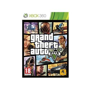 XBOX 360 Game – Grand Theft Auto V
