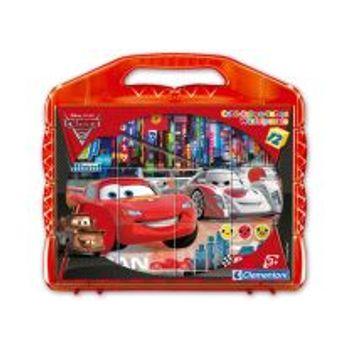 Παζλ Disney Cars 2 (12 Κύβοι)