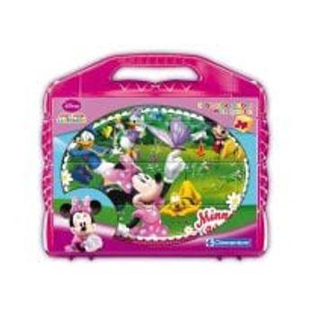 Παζλ Minnie La Casa Di Mickey (24 Κύβοι)