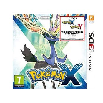 Pokemon X – 3DS/2DS Game