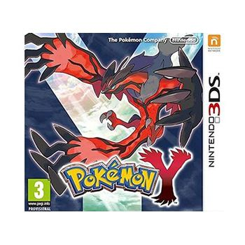 Pokemon Y – 3DS/2DS Game