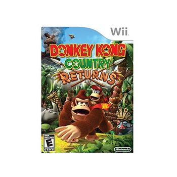 Donkey Kong: Country Returns – Wii