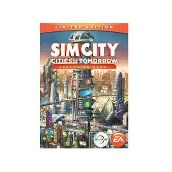 SimCity: Cities of Tomorrow (Limited Edition) – DLC Πακέτο – PC Game