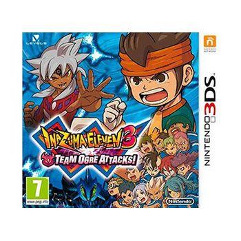 Inazuma Eleven 3: Team Ogre Attacks – 3DS/2DS Game